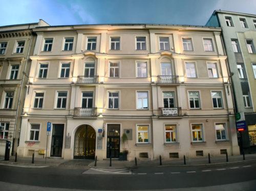 Kamienica przy Żurawiej 45 w Warszawie, w której znajduje się nasza kancelaria