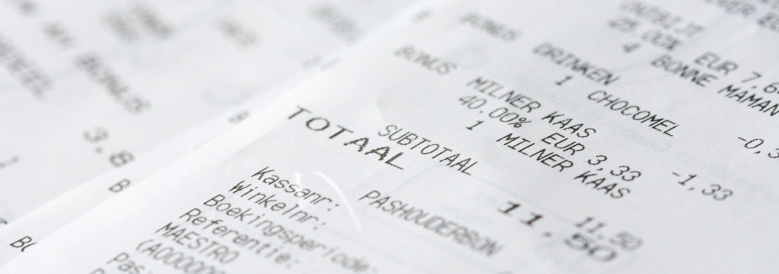 Tax Identification Number on Receipt – One More Inconvenience for Entrepreneurs